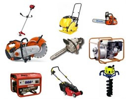 Бензиновая техника и инструмент