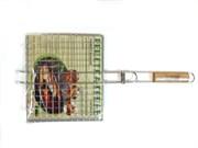 Решетка-гриль KAM-tools 400х300х65 мм c антипригарным покрытием