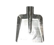 Лопата ЛС-7 оцинкованная 450*330 без накладки