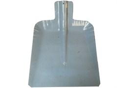 Лопата ЛС-7 стальная  450*330 с накладкой