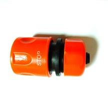 Поливочный коннектор 1/2 с клапаном  М