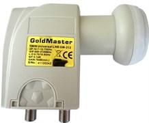 Конвертор круговой Twin GM-102 C(2 выхода)GoldMaster