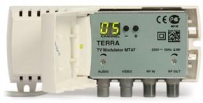Модулятор TERRA MT 47 DSBTV VHF/UHF