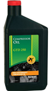 Масло PATRIOT COMPRESSOR OIL GTD 250 200мл