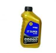 Масло полусинтетика PATRIOT SUPER ACTIVE 2T 0,946.л