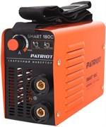 Аппарат сварочный PATRIOT  SMART 180C MMA